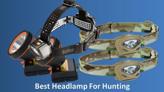 10 Best Headlamp For Hunting In 2021
